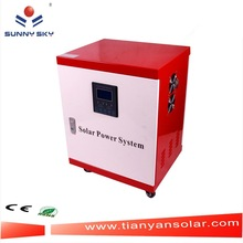 3kw complete solar module system solar panel system for residential TY084A