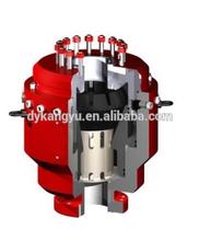 High Quality API 16A Cameron/shaffer type oil well API 16A Annular BOP(blowout preventer) china supplier