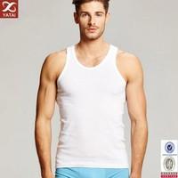 cheap wholesale 100 cotton mens tank top