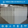 De acero sin costura cilindro de oxígeno oxígeno Industrial botella de vacío de acero vacío cilindro de oxígeno