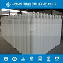 Seamless Steel Oxygen Cylinder Industrial Oxygen Bottle Empty Steel Empty Oxygen Cylinder