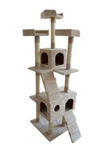 Manufacture Natural Cat Scratching Tree & Sisal Cat Tree/Wholesale Cat Furniture/XT-30029