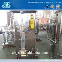 Plastic bag water filing sealing machine/water filling machine/ sachet water making machine