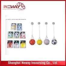 Football car air freshener/hanging ball air freshener