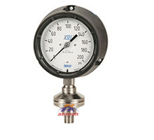 WIKA M93X.D1 All-Welded XSEL Process Gauge and Diaphragm Seal System