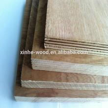 poplar core commercial plywood 18*1220*2440mm E0/E1/E2 Glue