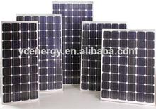 290W Mono-Crystalline Solar Modules for establishing solar pumping system