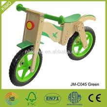 New Design Child Bike ODM Mini Children Balance Bike Wooden Bike