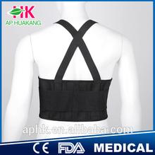 Medical Adjustable Back Support Belt Brace with CE & FDA (Factory)