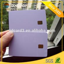 professional manufacturer plastic card golden magnetic stripe