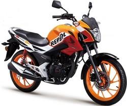 Brand New Honda Motorcycles Street Fortune Wing 125 FI (CB 125F)