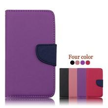 Flip Leather cell phone case for LG VS880 ,Mobile Case for LG VS880