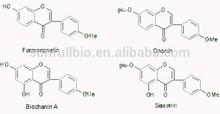 ISO/HACCP/HALAL certified Red Clover Extract ,Cas No.:574-12-9, Isoflavones