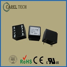 CE ROHS UL VDE approved 220V 12V 0.3VA EE20 encapsulated transformer with 2-year product warranty
