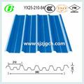 Galvanizado coberturas metálicas preços/chapa de aço galvanizado