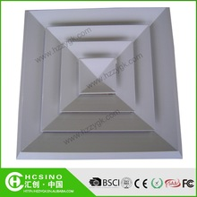 2015 High quality aluminum air conditioning diffuser