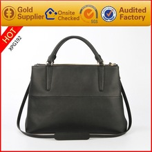 Famous branded office bag woman briefcase leather ladies laptop bag