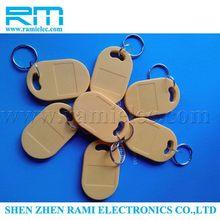 Good quality promotional rfid tag keyfob smart id manufacturer
