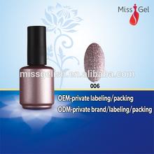 salon shining uv/led color nail gel polish