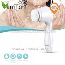 electric facial cleanser,facial brush, sonic facial cleansing brush