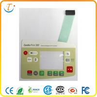 push button polydome tactile membrane keypad