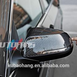 Carbon Fiber Mirror Cover 1pair For BMW F10 LCI 520i 528i 535i 2014+ AF-0387
