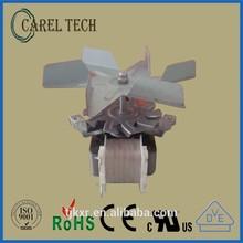 CE, VDE, TUV, UL approved YJ4808 shaded pole refrigerator blower fan motor