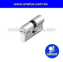 C204 melhor qualidade 2 lados padrão euro perfil cilindro da fechadura