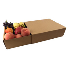 For fruit cardboard packaging apple box