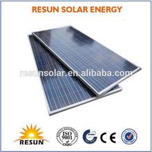 make a photovoltaic panel solar panel 300w -----factory direact sales