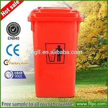 plastic bin in packing pedal dust bin manufacturs