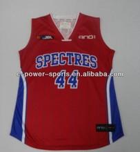 Wholesale Cheap reversible basketball jerseys