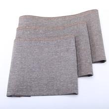 Organic cotton hemp denim fabric, cotton stretch twill fabric