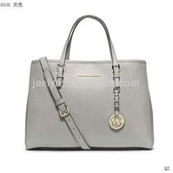 2015 wholesale fashionable designer Jet Set Travel Saffiano Leather Tote bag PU lady handbag shoulder bag replica women's bag