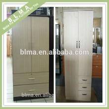 2015 HOT SELL cheap bedroom Oak wardrobe
