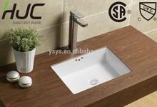 HJC-1992 Kohler style sanitary ware ceramic bathroom hand wash basin