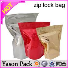 YASON mini grip laminated foil food zipper polybag mr. nice guy omg next generational herbal potpourri zip bags 12g mini zip jew