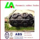 ship floating fender pneumatic rubber