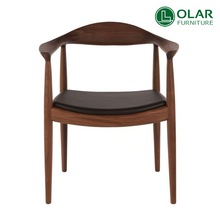 modern classic wood hans j wegner replica kennedy chair