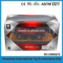 1:16 4CH 4WD Electric RC Jeep Mini RC Car Toys