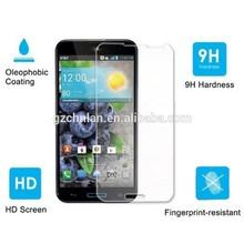 Ultra-thin 9H HardnessTempered Glass Screen Ward for LG Optimus G Pro Anti- Fingerprint