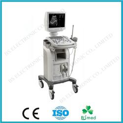 BS0252 Digital Trolley Ultrasound Machine of Good Function
