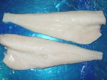 Frozen Icelandic cod