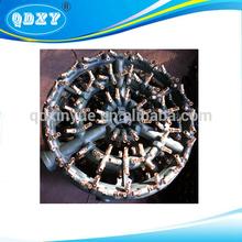 10/20/32/44/88/96 nozzles cast iron jet burner natural gas LPG Propane gas