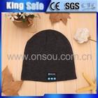 Alibaba Express China Smart Talking Music Headphones Earphones Bluetooth Hat Winter Cap Bluetooth Headphone Hat