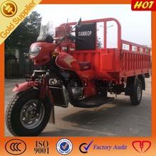 Motorized three wheeled cargo tricycle / 3 wheeler motorized scooter truck