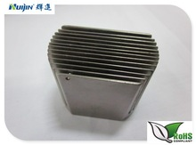 China supplier copper pipe cooling fins