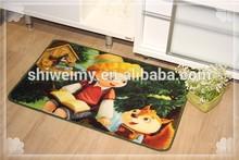 Cartoon silicon baking mat