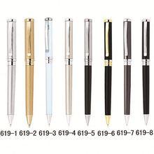 Latest popular metal multi-function ladies ball pen