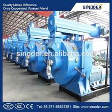 Sinoder provide Wood pellet machine price.straw wood pellet machine, timber wood pellet machine